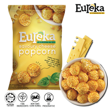 Aluminum Center Seal/Pillow Pack 80 Gram Grain Snack - Cheese Popcorn