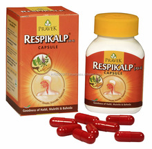 RESPIKALP (AS-4) (Respikalp Capsule is an Ayurvedic formulation that helps in treating several upper respiratory tract associate