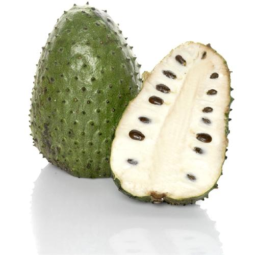 FRESH AND DRIED POWDER SOURSOP GRAVIOLA FRUIT