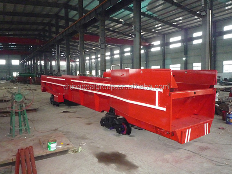 2017 Hot Selling Large Loading Capacity Mine Ore Shuttle Carrier Mine Car For Sale
