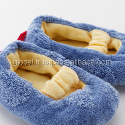 Japan Baby Shoes Drop Blue / Pink White Wholesale