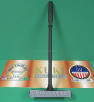 "Kuki Collection 8"" Squeegee Head With 20"" Black Plastic Handle"