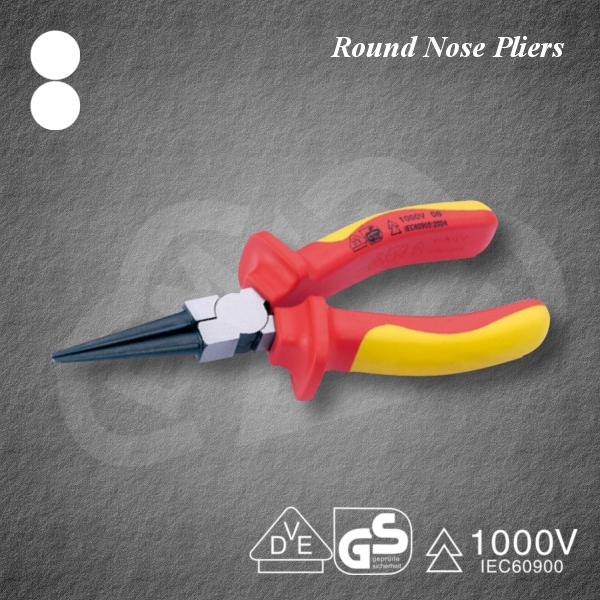 Convenient and High-performance Round Nose Pliers Insulated tool at reasonable prices
