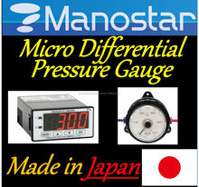 Reliable digital air pressure gauge with high performance made in Japan