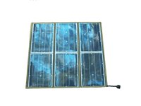 Portable foldable 70 W Solar Panel Charger 18 V