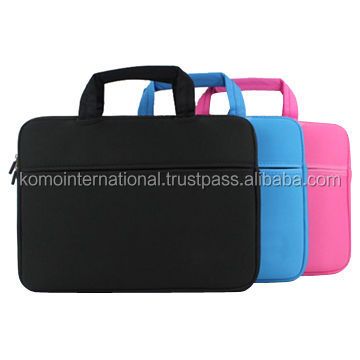 laptop sleeve with handle , Laptop bag customized size and logo, suitable for promotional gifts