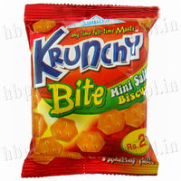 snacks/ Krunchy Bite/ Salt Biscuits