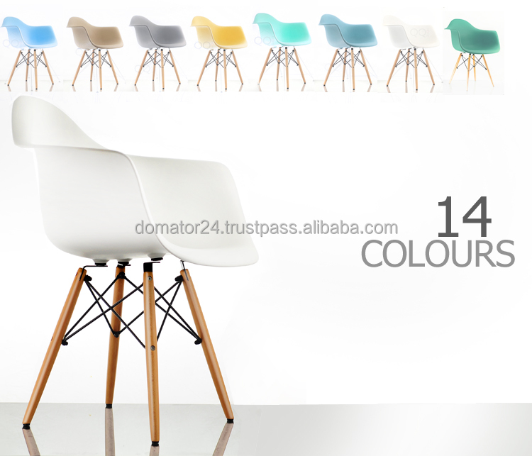 DESIGN Eiffel Inspired modern Armchair Chair for living room Lounge leisure TOP MODEL- 14 COLOURS