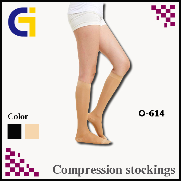 (Class 3) For varicose Closed Toe Lycra Shank High Compression Stockings-4.jpg