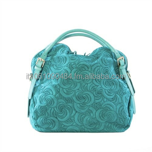 1158 Handmade genuine leather Italian bag