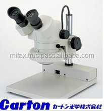High quality and Easy to use carton microscope for industrial use , OOO also available