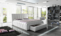 upholstered bed furniture ROMA