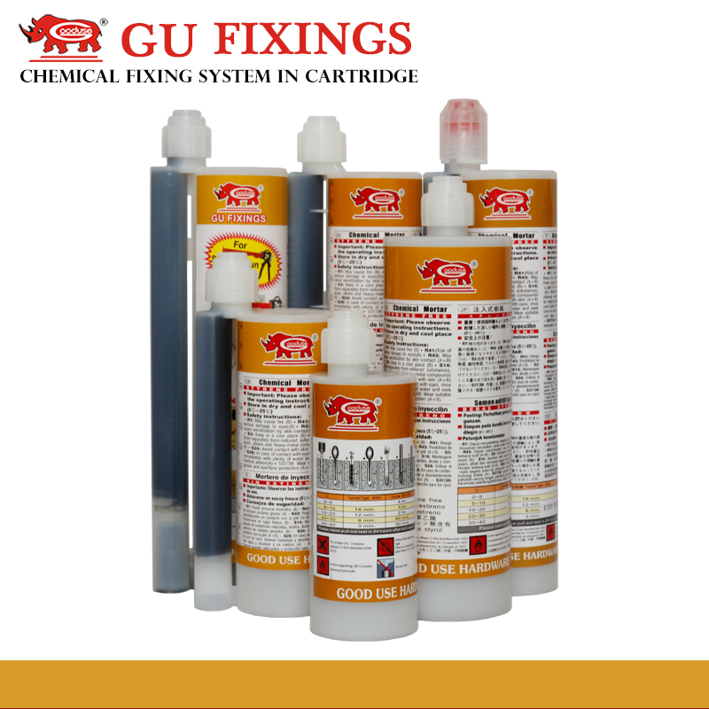Tropical epoxy resin adhesive reinforced concrete