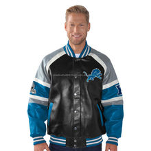 Urban Fashion Nylon varsity jacket