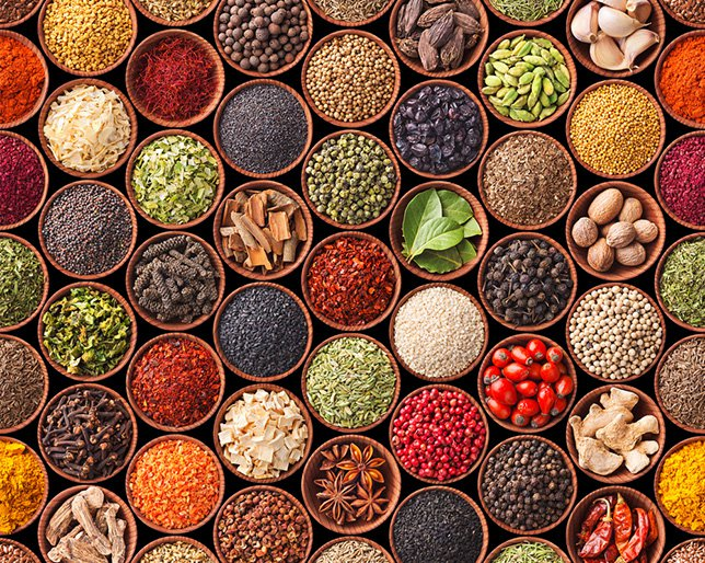 All Spices Whole / Ground