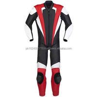 men's motorbike leather suit/ sports leather suit racing leather suit