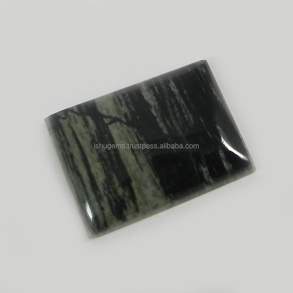 3.90 gms Wholesale Various High Quality Natural Moftail jasper 16*21mm Rectangle Cab gemstone for jewellery IG0745