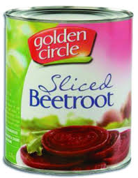Canned Sliced Beetroot