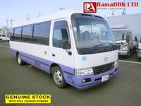 #41808 TOYOTA COASTER GX - 2013 [BUSES- MICRO BUS] Chassis #:XZB50-0057397