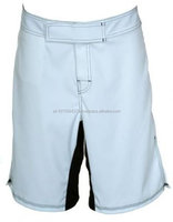 MMA Shorts in micro twill fabric attrictive design hot selling comfartable side cut mma shorts