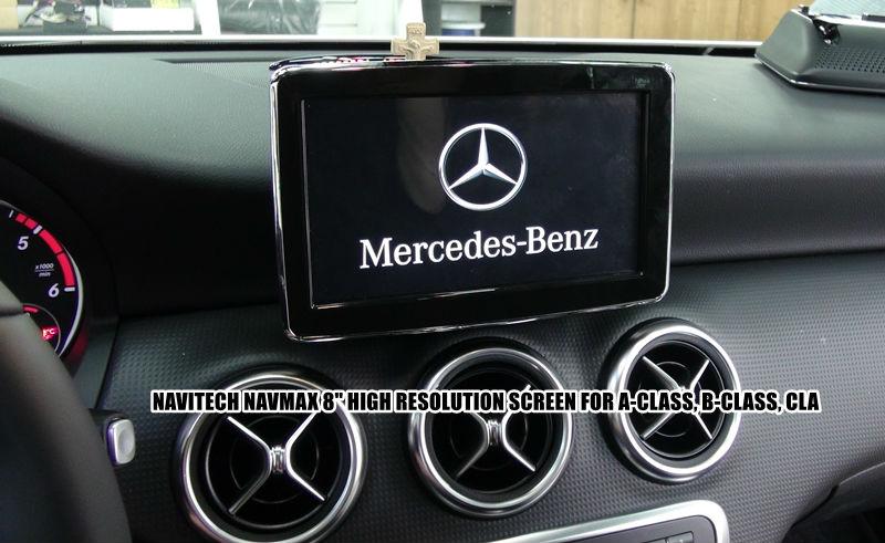 """Mercedes Benz New A-class,B-class Cla 8"""" Oem Replacement ..."""
