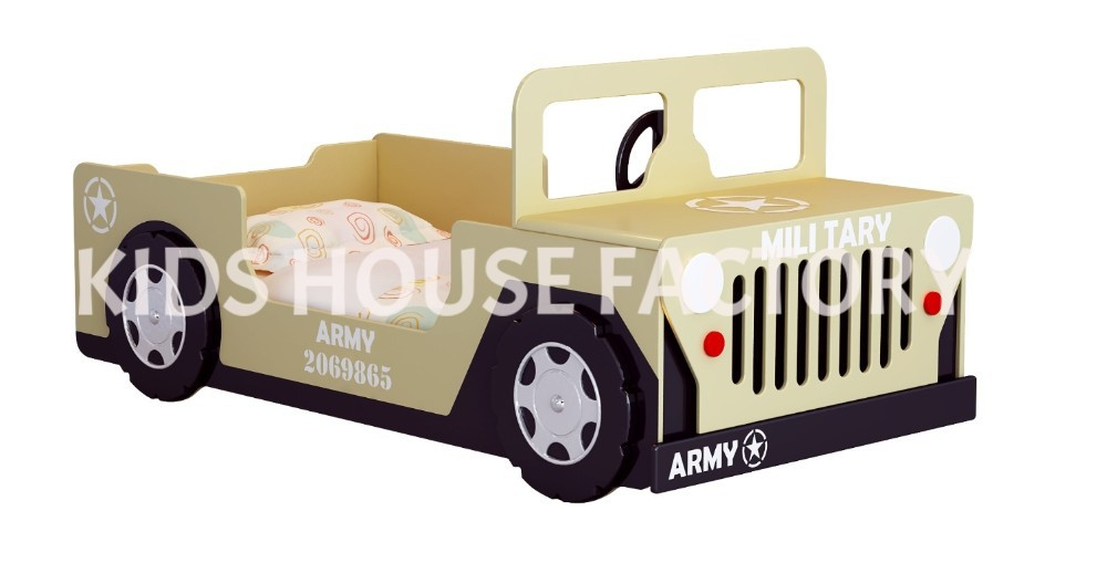 American Jeep Bed, Car Bed, Children Bed