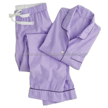 women's silk night pajamas sets