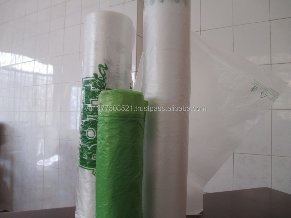 Eco plastic bag