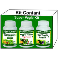 Best super vegetable Supplements Kit /Green food Supplement