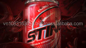 Sting 330ml Beverages by Vietnam