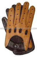 Custom car Driving gloves in high quality