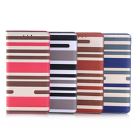 Fringes leather wallet flip stand cover case for samsung galaxy note5 with 4 colors