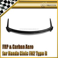 For Honda 07-11 Civic FN2 Type R Seeker Style Rear Spoiler CF
