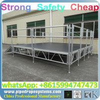 outdoor stage event product rental
