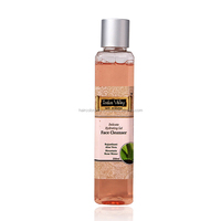 Hydrating Face Gel Cleanser - Aloe Vera & Rose Water