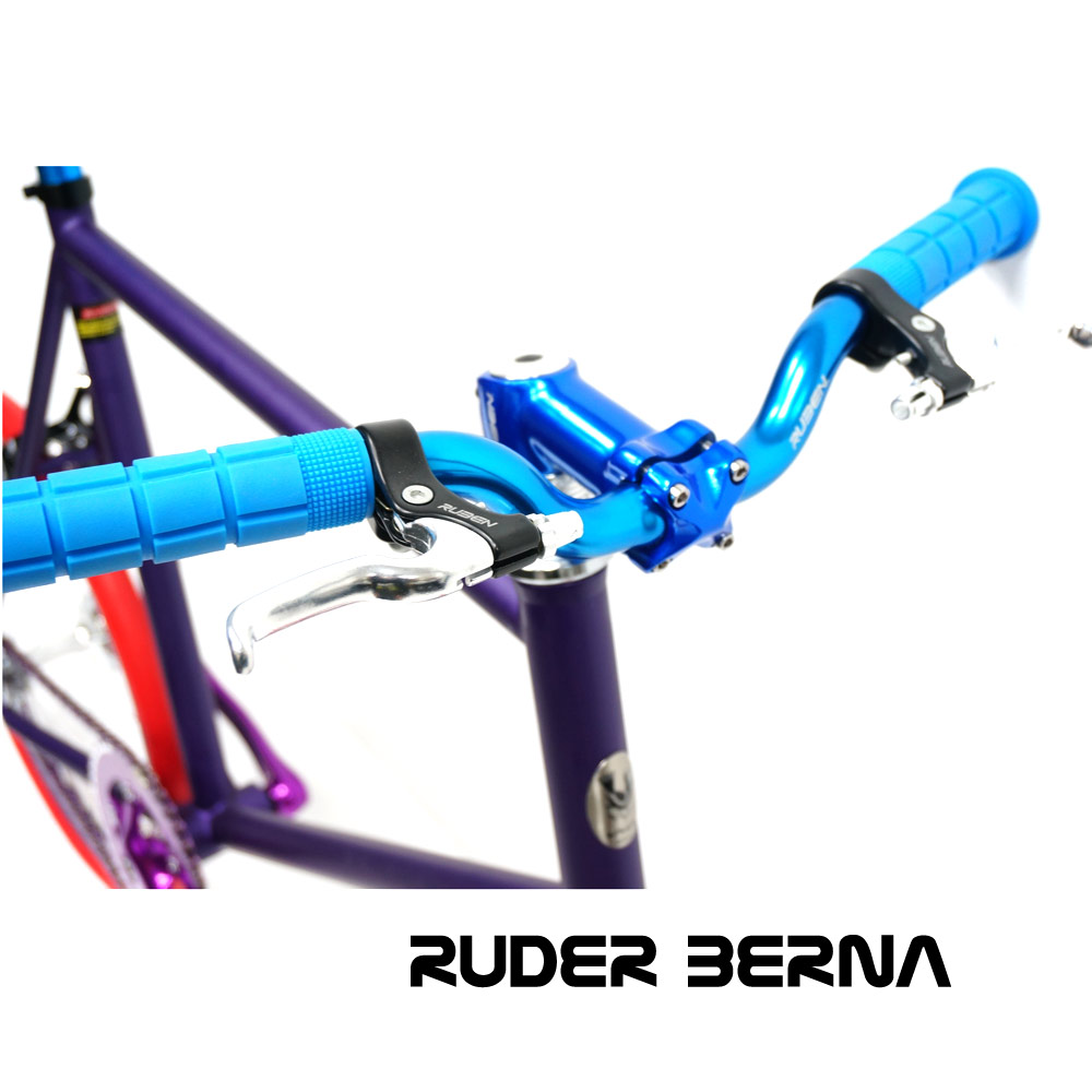 Ruder Berna Eightper Taiwan Made 20 inch Mini fixed gear complete bike