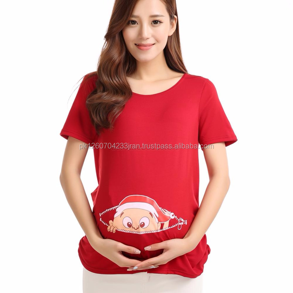 comfortable fashion Maternity clothes maternity T-shirt dress