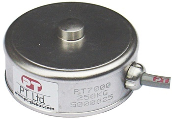 Mini Disc Compression Load Cell PT7000