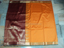 BANARASI ART SILK SAREES PACK OF 50 PCS CHEAP PRICES