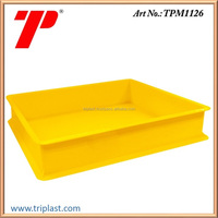 Plastic Multipurpose Cake Tray 100mm Height Virgin PP Material