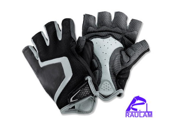 Custom outdoor sports bike riding half finger gloves for cycling 39