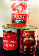 70G~3000G canned tomato paste, tomato sauce,ketchup