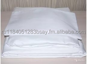 Disposable non-woven viscose bed linen set