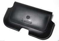 Customized holster cell phone genuine leather case for Iphone 4/5/6