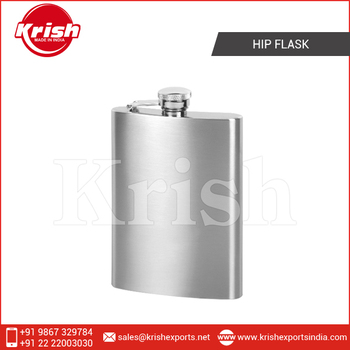 6 to 8 oz Hot New 2016 Products Hip Flask / Steel Hip Flask