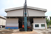 IPH750 4.0 tons Hydraulic Piling Machine