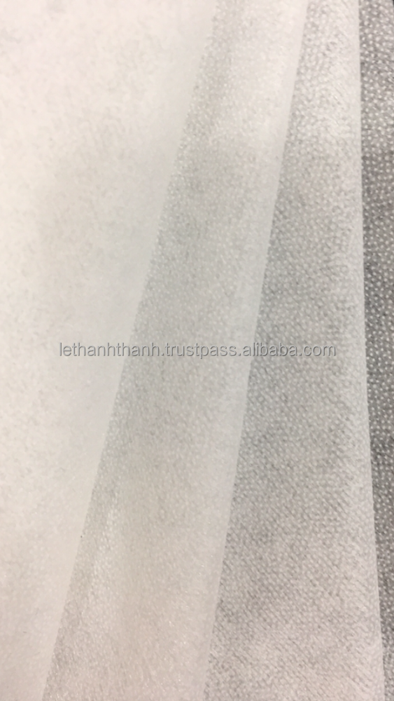 Vietnam High Quality And Competitive Price Doubledot Nonwoven Fusible Interlining