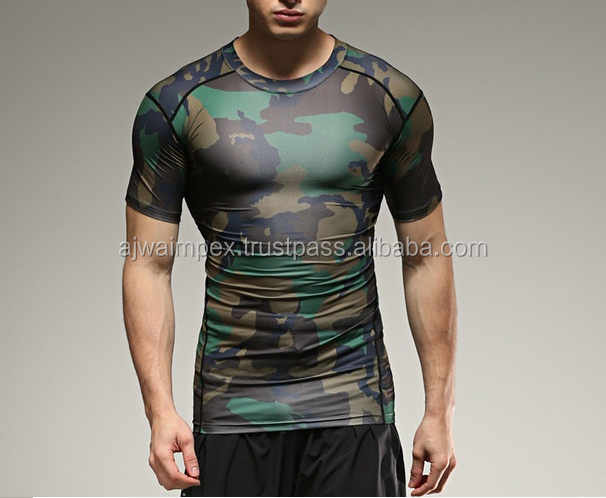 -Brand-New-Mens-Sport-Running-Short-Sleeve-Fitness-Tights-Under-T-Shirt-Armour-Camouflage-Design.j