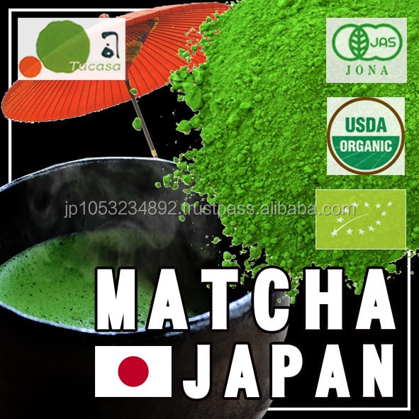 High quality and healthy Matcha green tea brand names