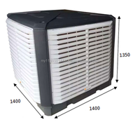 Warehouse Air Conditioning 40 Series Down Discharge